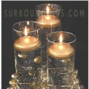 Floating Tealight Trio.
